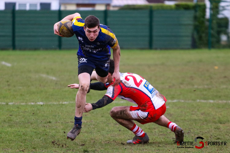 Rugby Rca (b) Vs Evreux (b) Gazettesports Coralie Sombret 38
