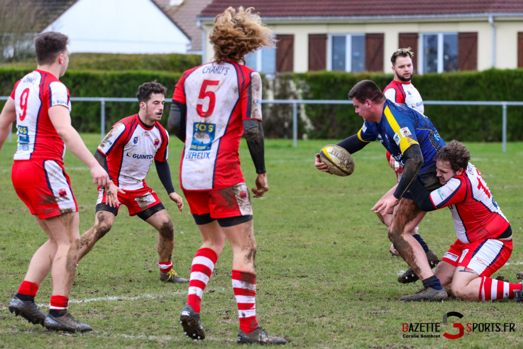 Rugby Rca (b) Vs Evreux (b) Gazettesports Coralie Sombret 4