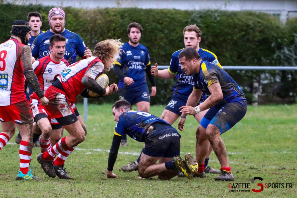 Rugby Rca (b) Vs Evreux (b) Gazettesports Coralie Sombret 6