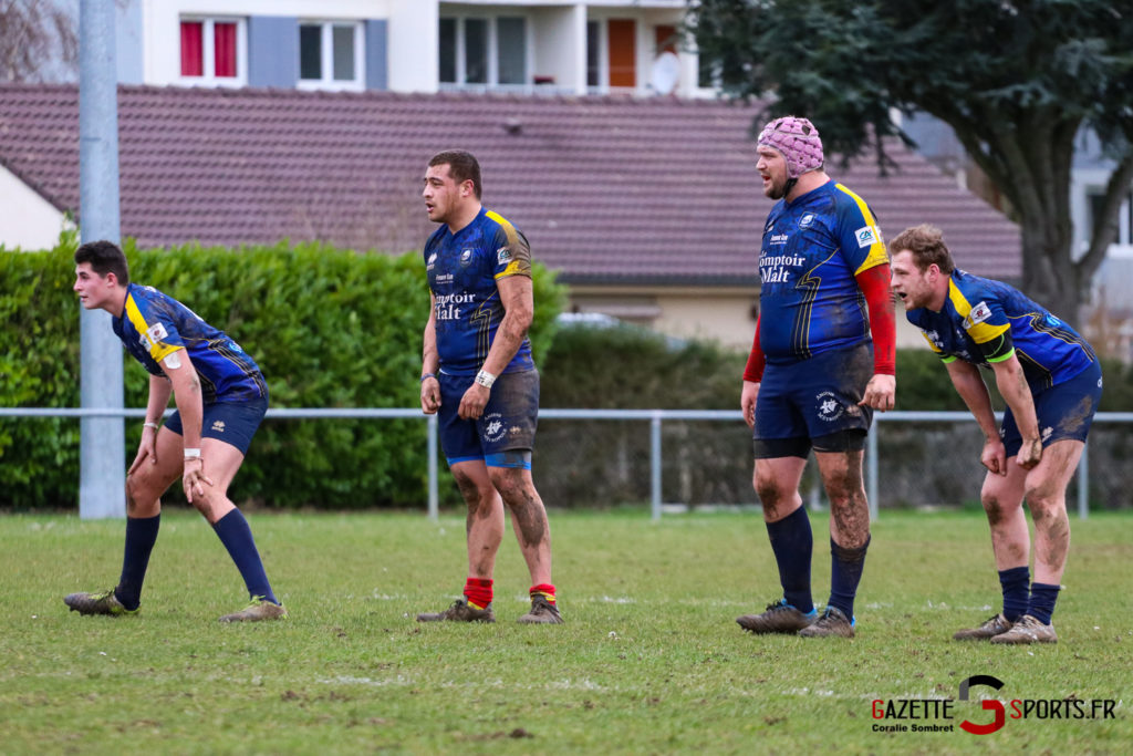 Rugby Rca (b) Vs Evreux (b) Gazettesports Coralie Sombret 7