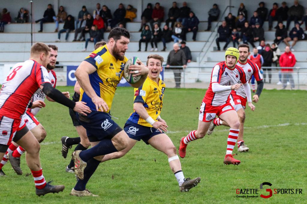 Rugby Rca Vs Evreux Gazettesports Coralie Sombret 2