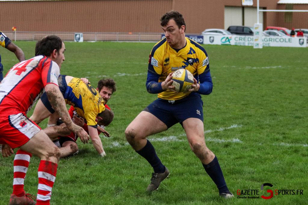 Rugby Rca Vs Evreux Gazettesports Coralie Sombret 29