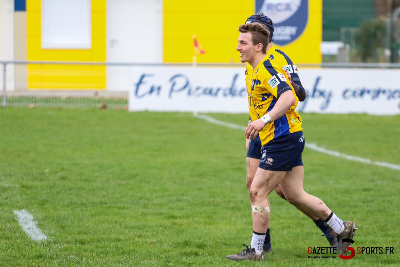 Rugby Rca Vs Evreux Gazettesports Coralie Sombret 4