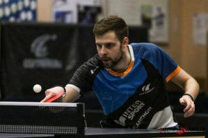 Tennis De Table Astt Vs Chartres Gazettesports Coralie Sombret 19
