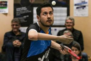 Tennis De Table Astt Vs Chartres Gazettesports Coralie Sombret 36