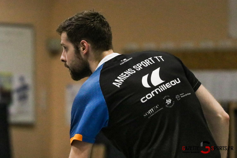 Tennis De Table Astt Vs Chartres Gazettesports Coralie Sombret 49