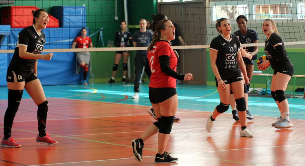 Volley Pte Essonnes 1