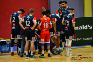 Volley Ball Amvb Vs Conflans Kevin Devigne Gazettesports