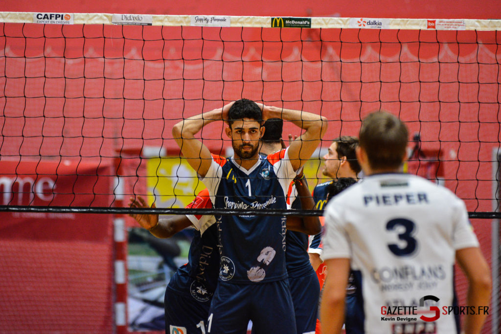 Volley Ball Amvb Vs Conflans Kevin Devigne Gazettesports 34
