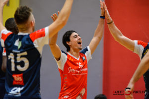 Volley Ball Amvb Vs Conflans Kevin Devigne Gazettesports 37