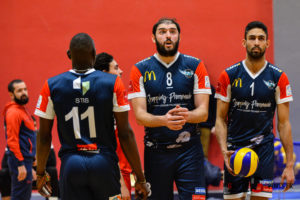Volley Ball Amvb Vs Conflans Kevin Devigne Gazettesports 83