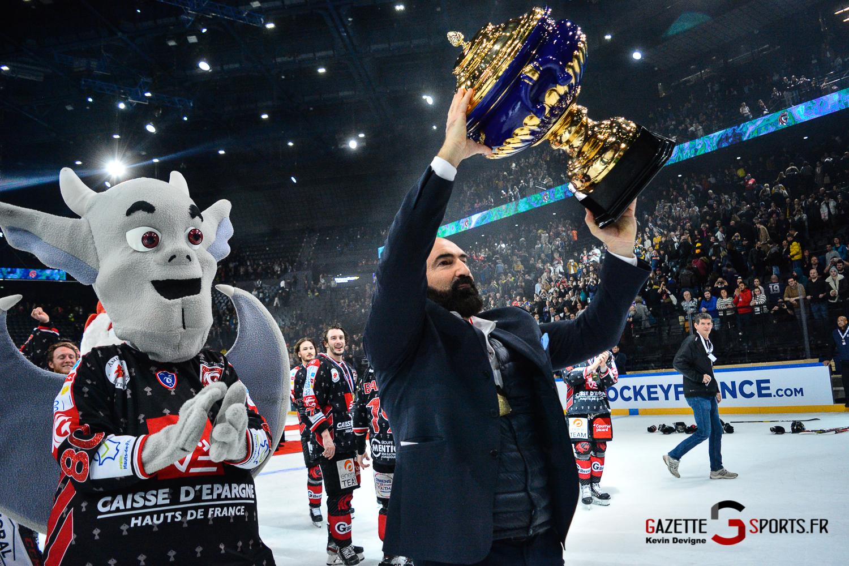 Coupe De France Finale Amiens Vs Rouen Kevin Devigne Gazettesports 221