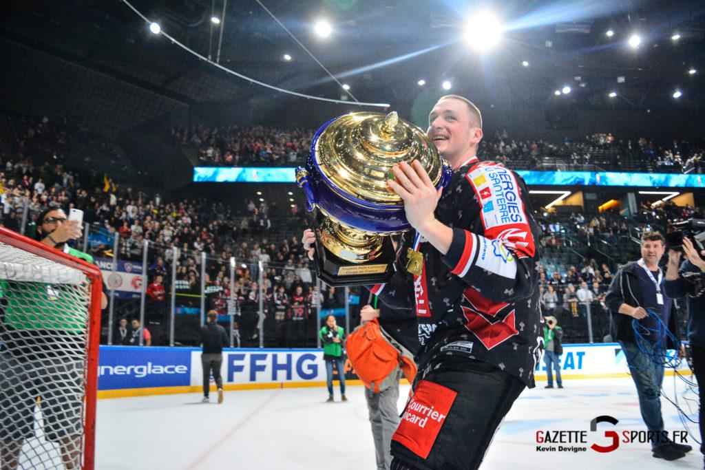 Coupe De France Finale Amiens Vs Rouen Kevin Devigne Gazettesports 227