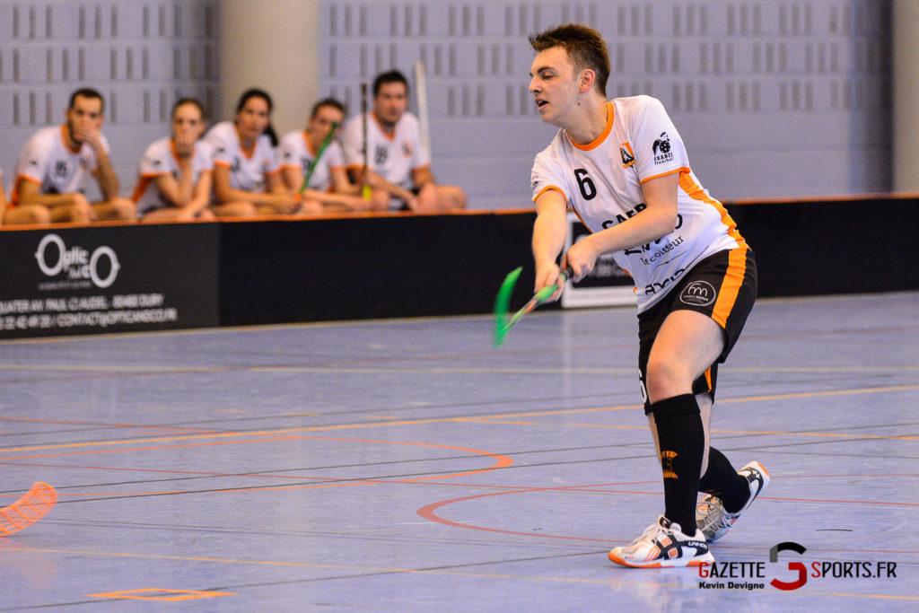 Floorball Hoplites Vs Saint Lo Kevin Devigne Gazettesports