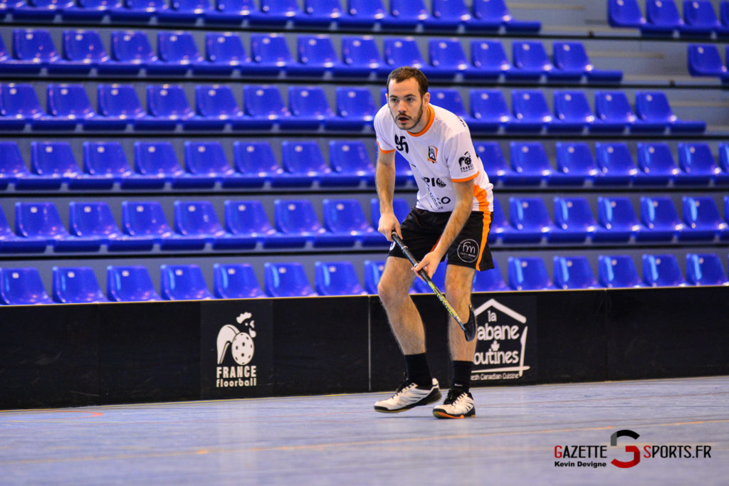 Floorball Hoplites Vs Saint Lo Kevin Devigne Gazettesports 20