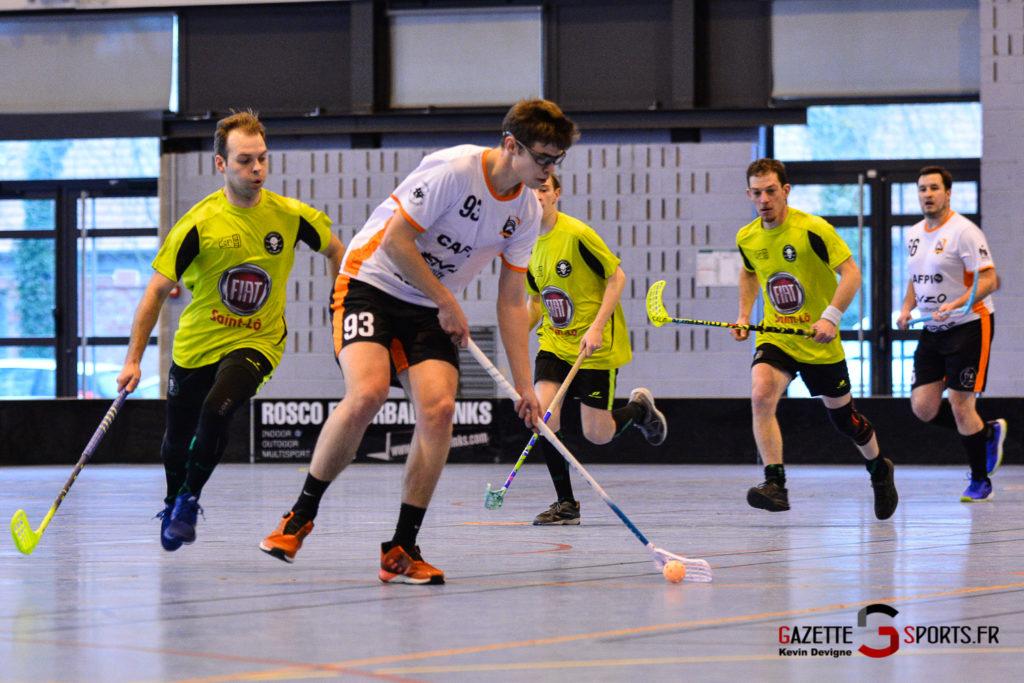 Floorball Hoplites Vs Saint Lo Kevin Devigne Gazettesports 29