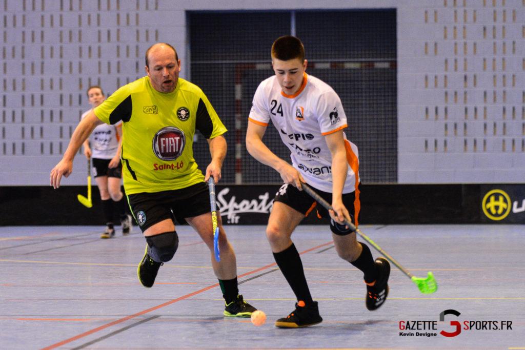 Floorball Hoplites Vs Saint Lo Kevin Devigne Gazettesports 34