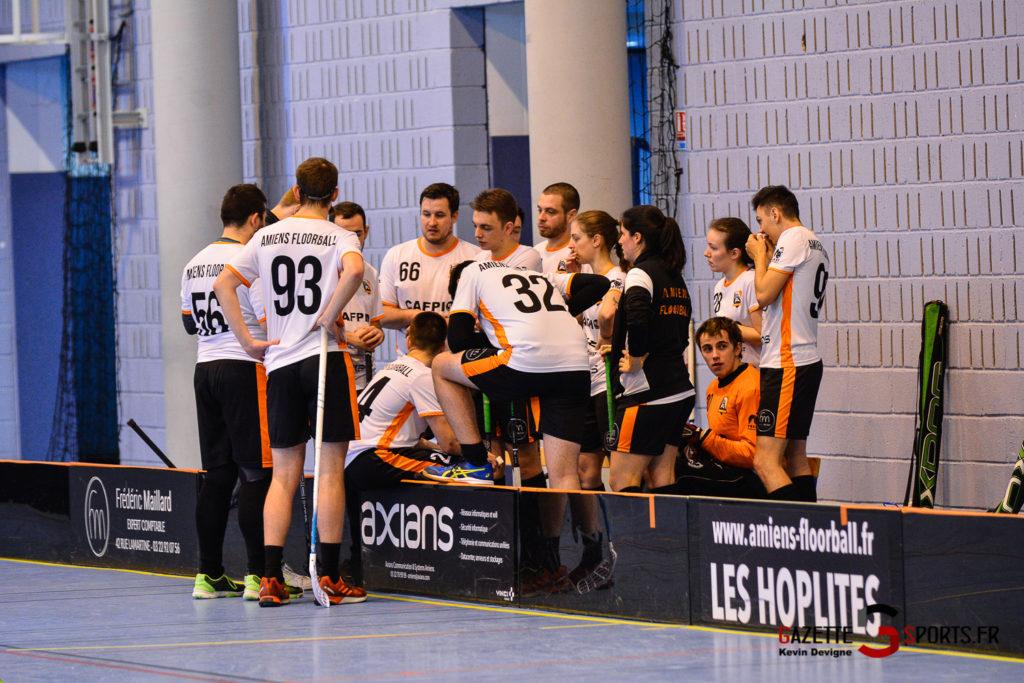 Floorball Hoplites Vs Saint Lo Kevin Devigne Gazettesports 37