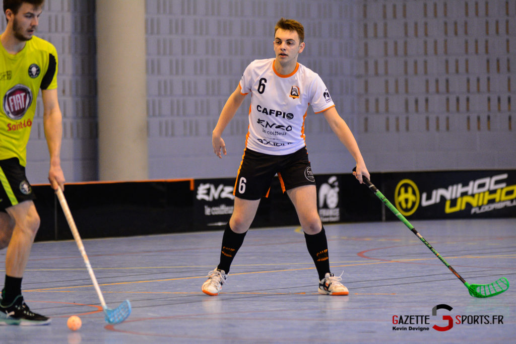 Floorball Hoplites Vs Saint Lo Kevin Devigne Gazettesports 47