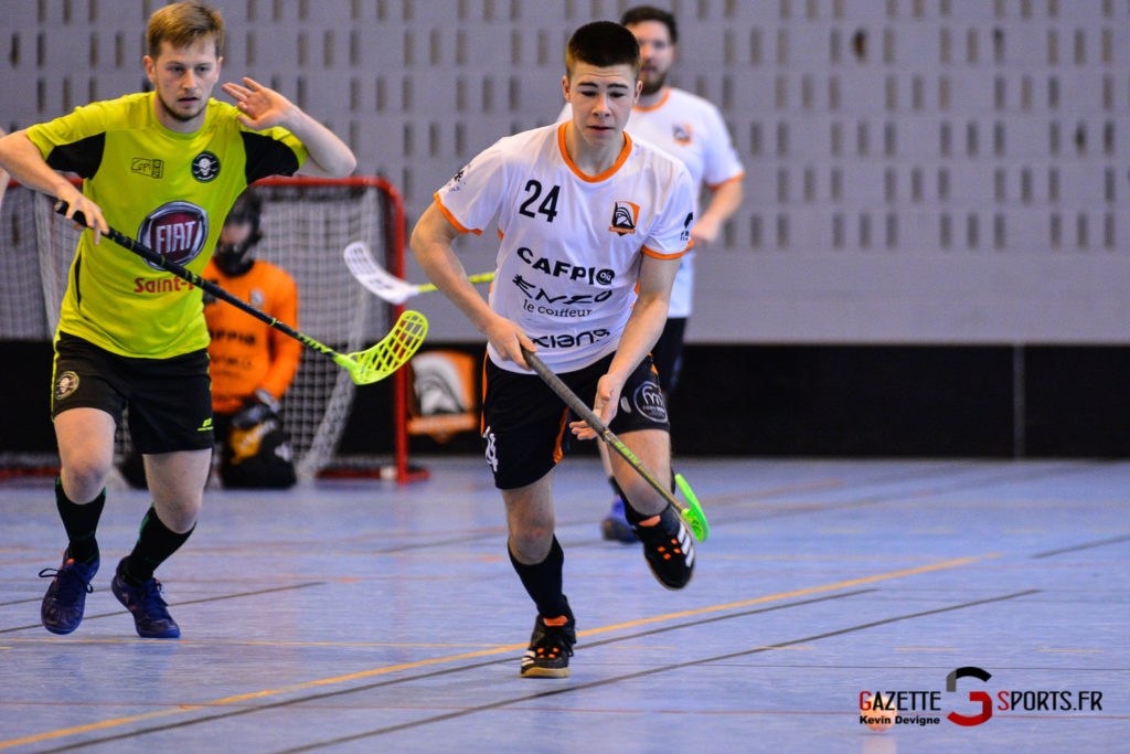 Floorball Hoplites Vs Saint Lo Kevin Devigne Gazettesports 48