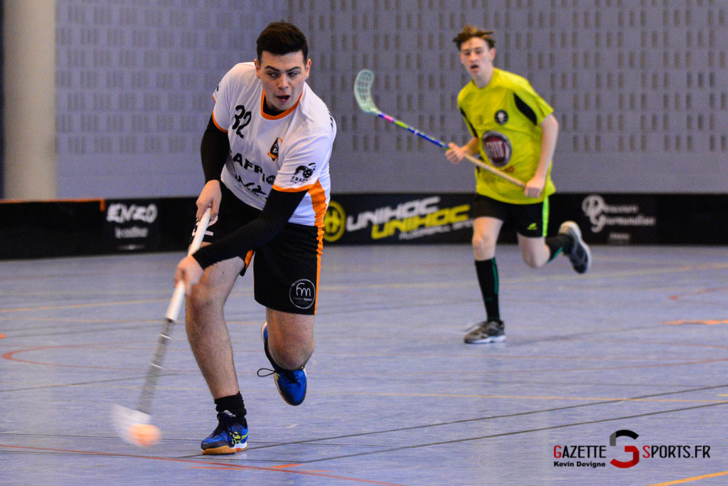 Floorball Hoplites Vs Saint Lo Kevin Devigne Gazettesports 53