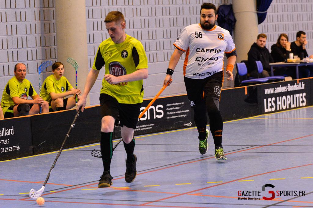 Floorball Hoplites Vs Saint Lo Kevin Devigne Gazettesports 69