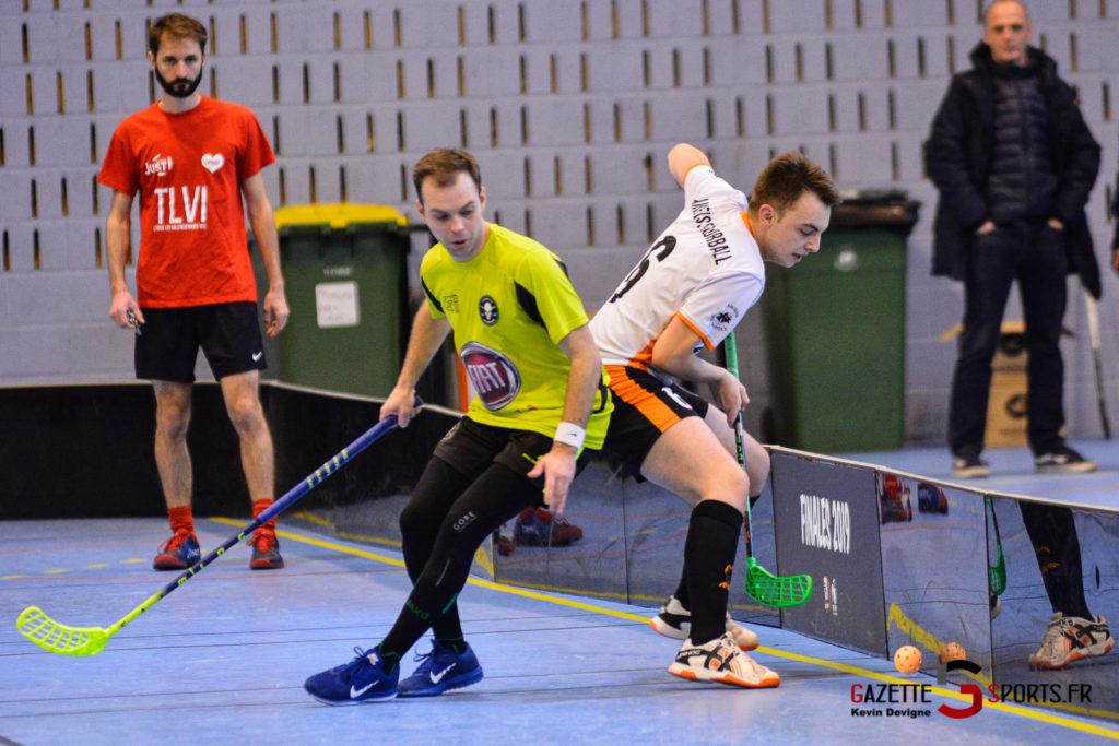 Floorball Hoplites Vs Saint Lo Kevin Devigne Gazettesports 75