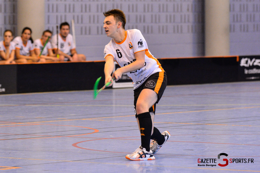 Floorball Hoplites Vs Saint Lo Kevin Devigne Gazettesports 77