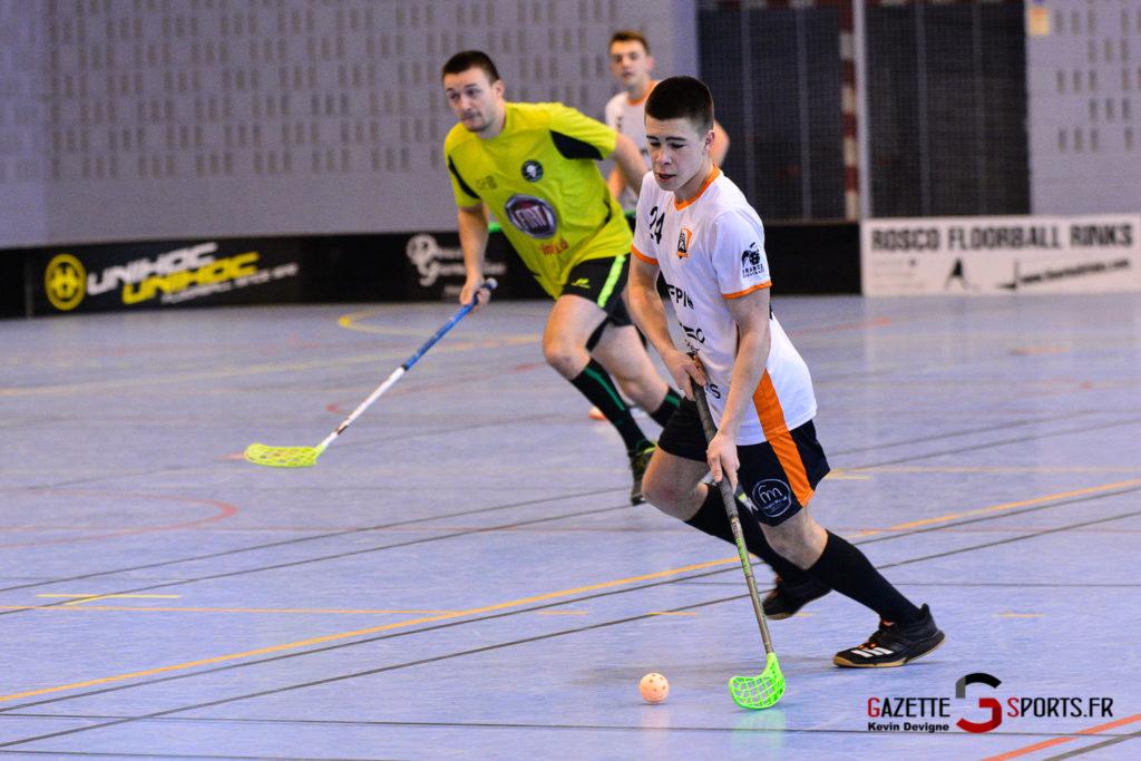 Floorball Hoplites Vs Saint Lo Kevin Devigne Gazettesports 78