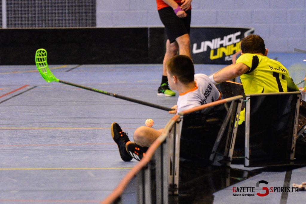 Floorball Hoplites Vs Saint Lo Kevin Devigne Gazettesports 89