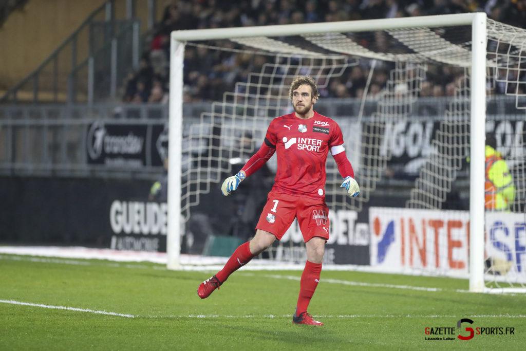 Football Amiens Sc Vs Monaco 0012 Leandre Leber Gazettesports