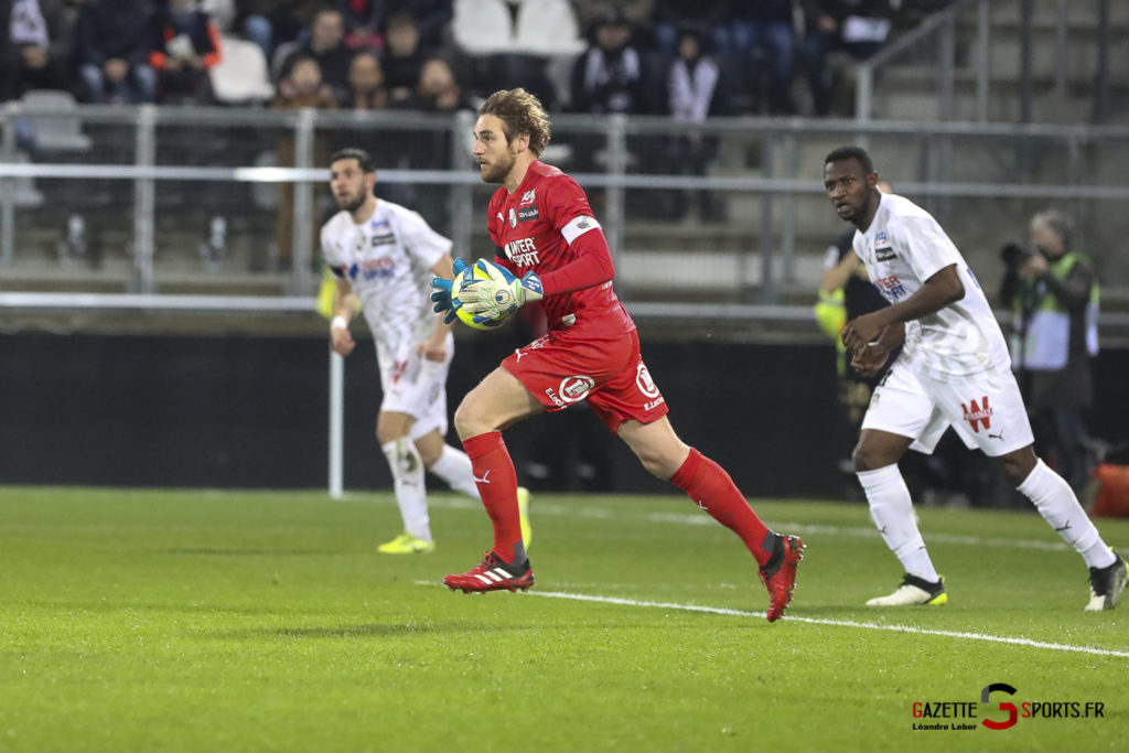 Football Amiens Sc Vs Monaco 0014 Leandre Leber Gazettesports