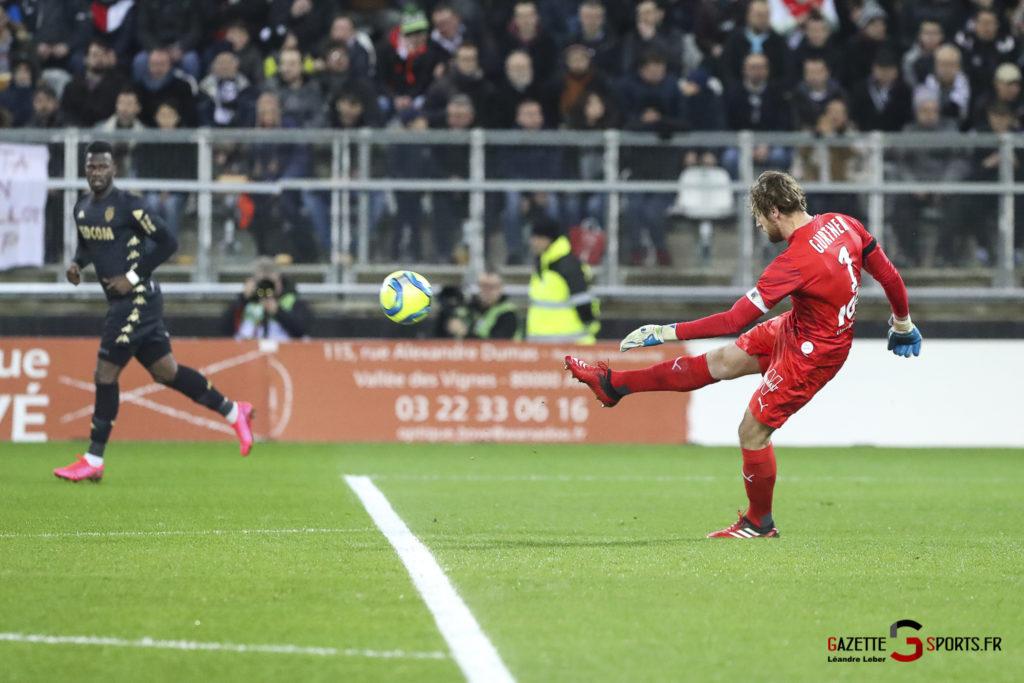 Football Amiens Sc Vs Monaco 0015 Leandre Leber Gazettesports