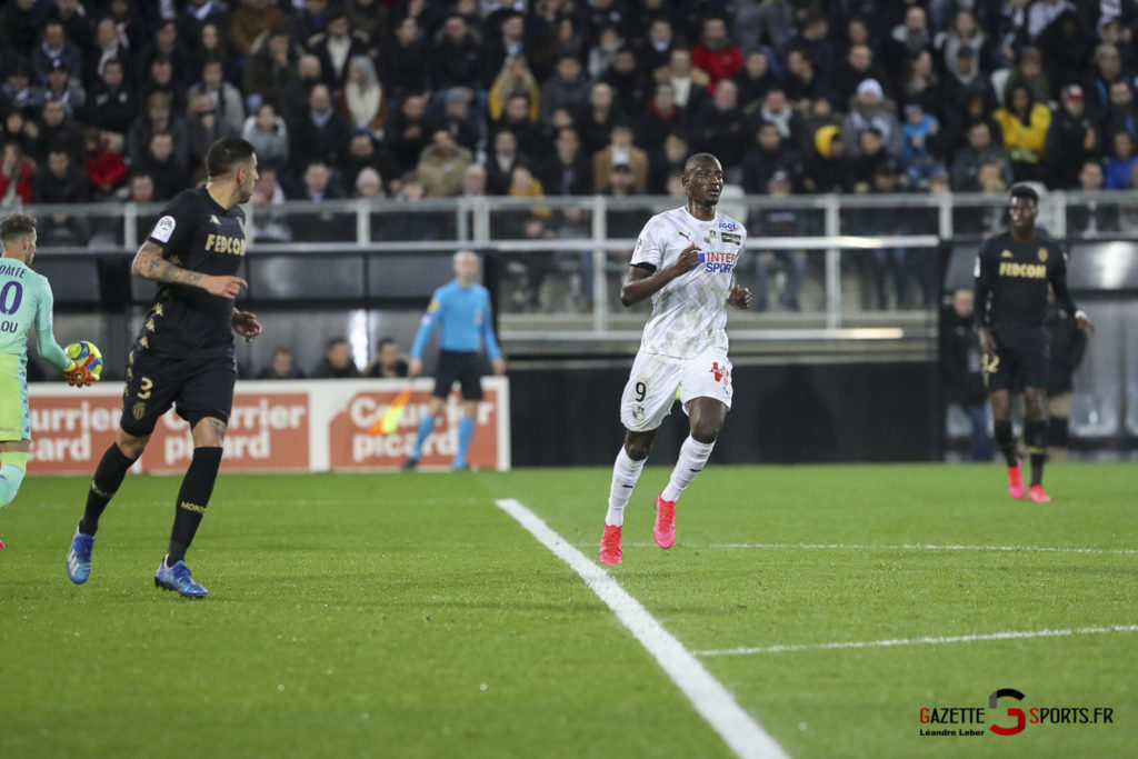 Football Amiens Sc Vs Monaco 0018 Leandre Leber Gazettesports