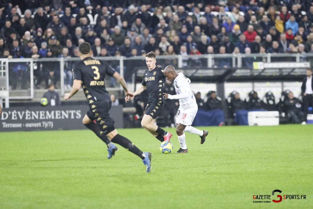 Football Amiens Sc Vs Monaco 0021 Leandre Leber Gazettesports