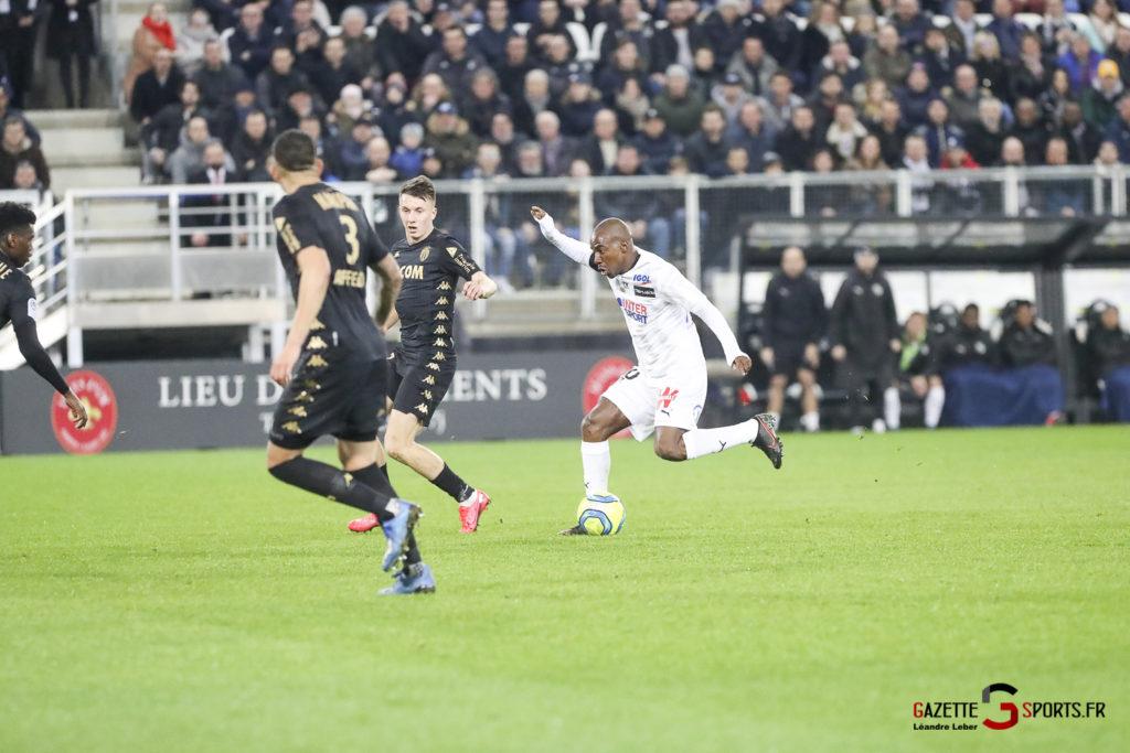 Football Amiens Sc Vs Monaco 0022 Leandre Leber Gazettesports