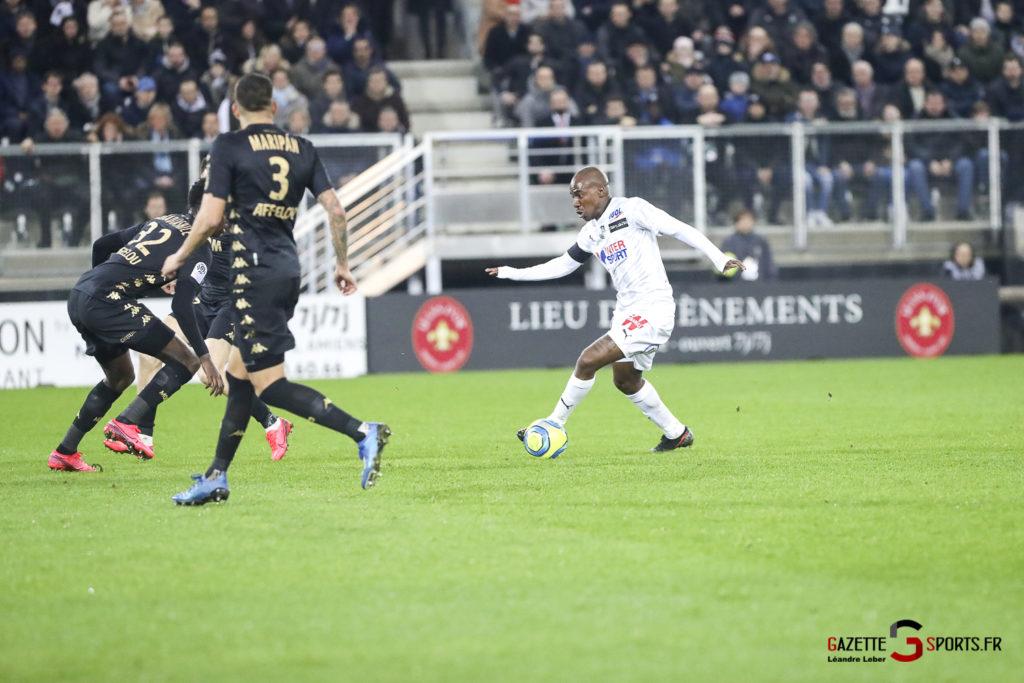 Football Amiens Sc Vs Monaco 0023 Leandre Leber Gazettesports
