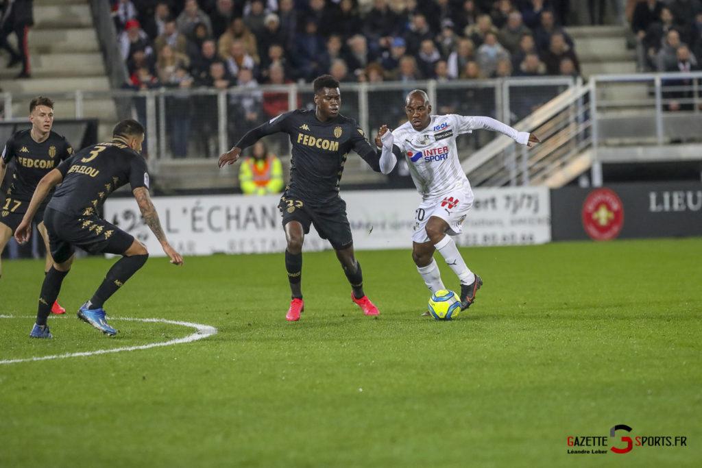 Football Amiens Sc Vs Monaco 0024 Leandre Leber Gazettesports