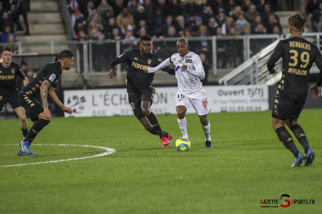 Football Amiens Sc Vs Monaco 0025 Leandre Leber Gazettesports