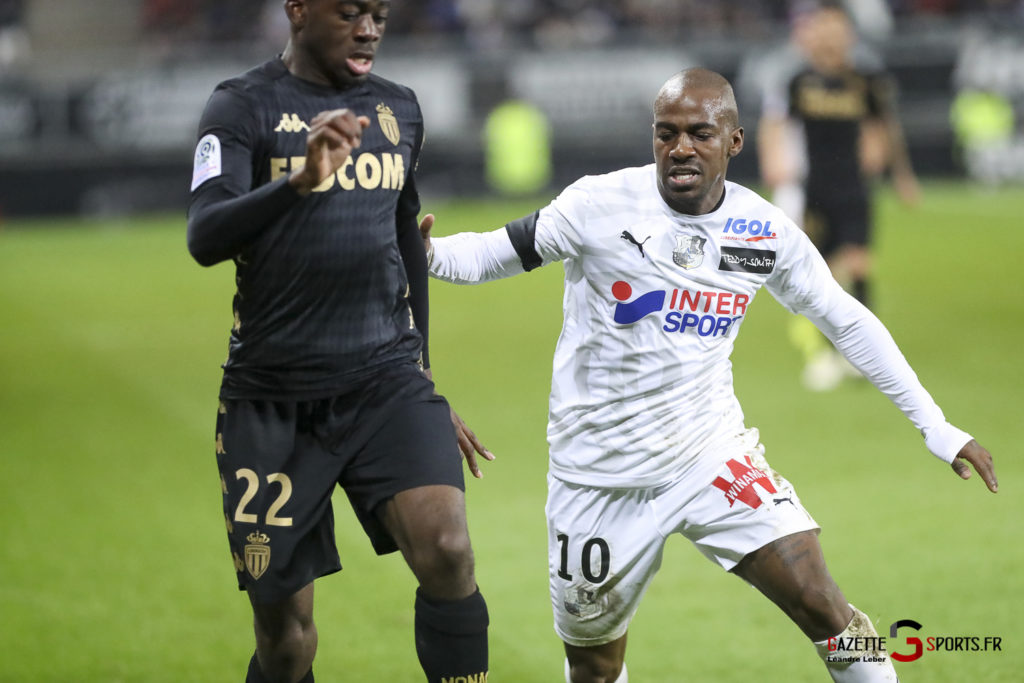 Football Amiens Sc Vs Monaco 0028 Leandre Leber Gazettesports