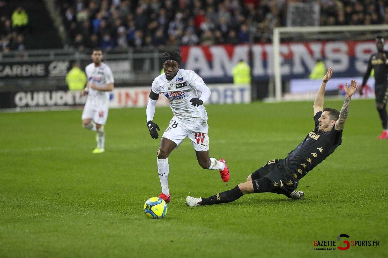 Football Amiens Sc Vs Monaco 0030 Leandre Leber Gazettesports