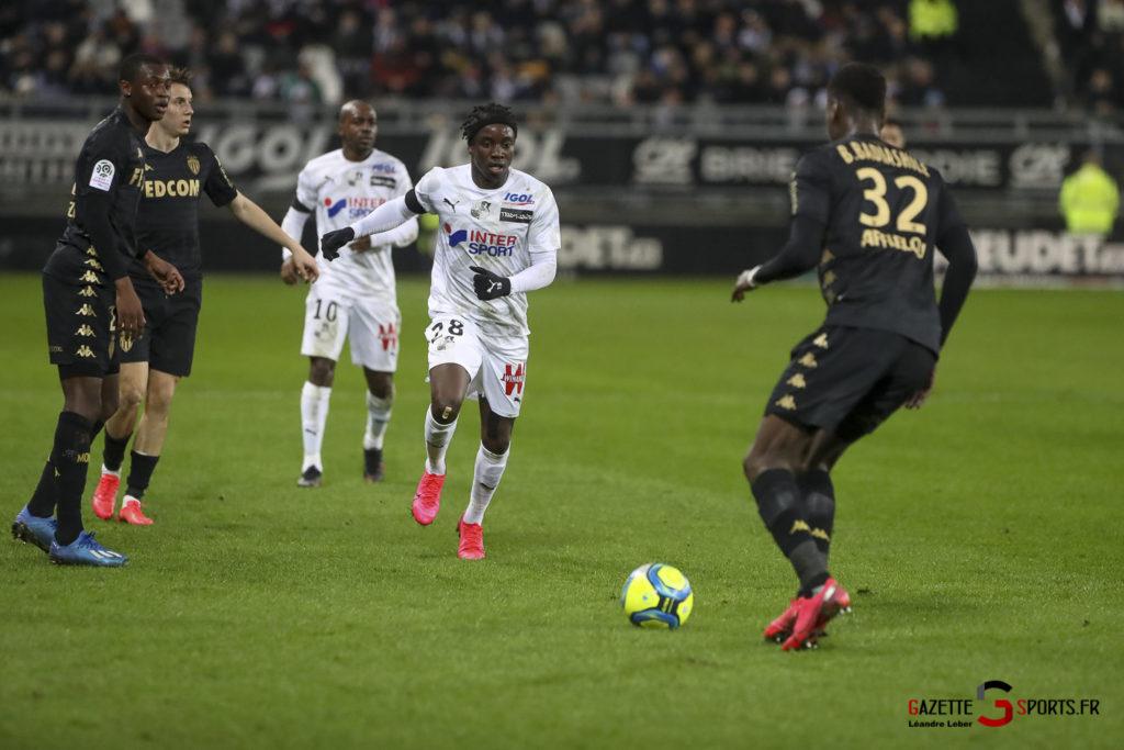 Football Amiens Sc Vs Monaco 0032 Leandre Leber Gazettesports