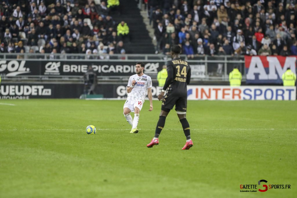 Football Amiens Sc Vs Monaco 0033 Leandre Leber Gazettesports
