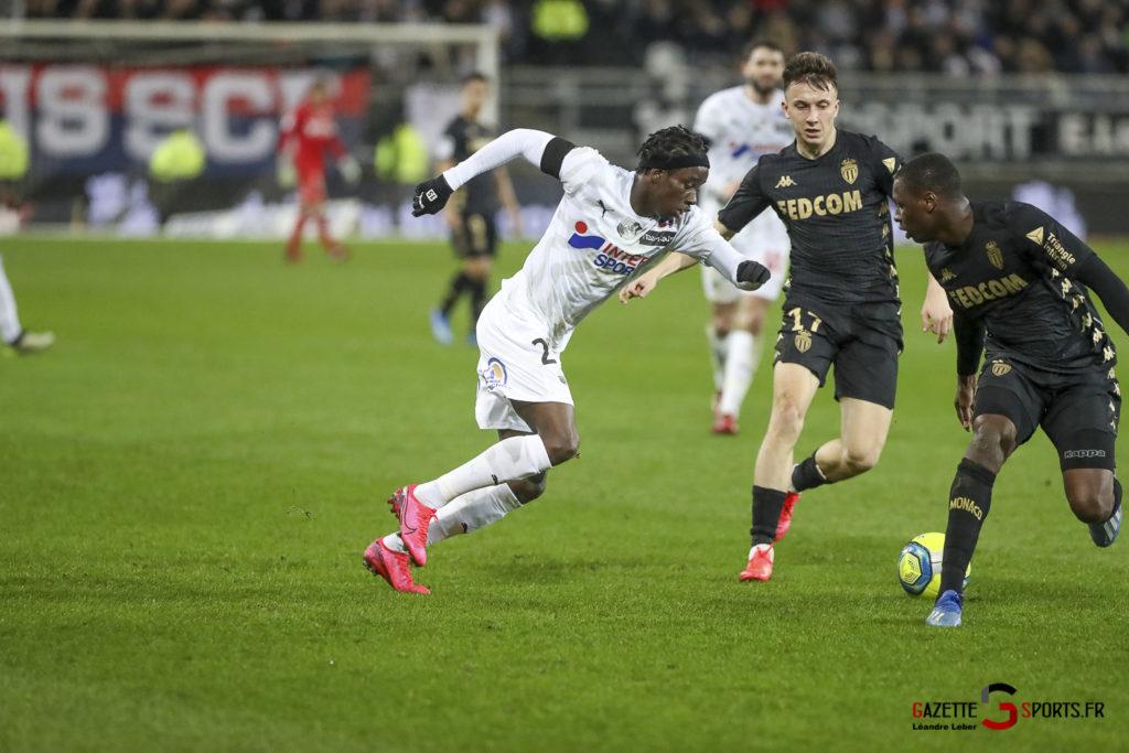 Football Amiens Sc Vs Monaco 0035 Leandre Leber Gazettesports