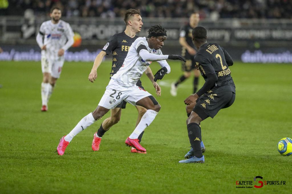 Football Amiens Sc Vs Monaco 0036 Leandre Leber Gazettesports