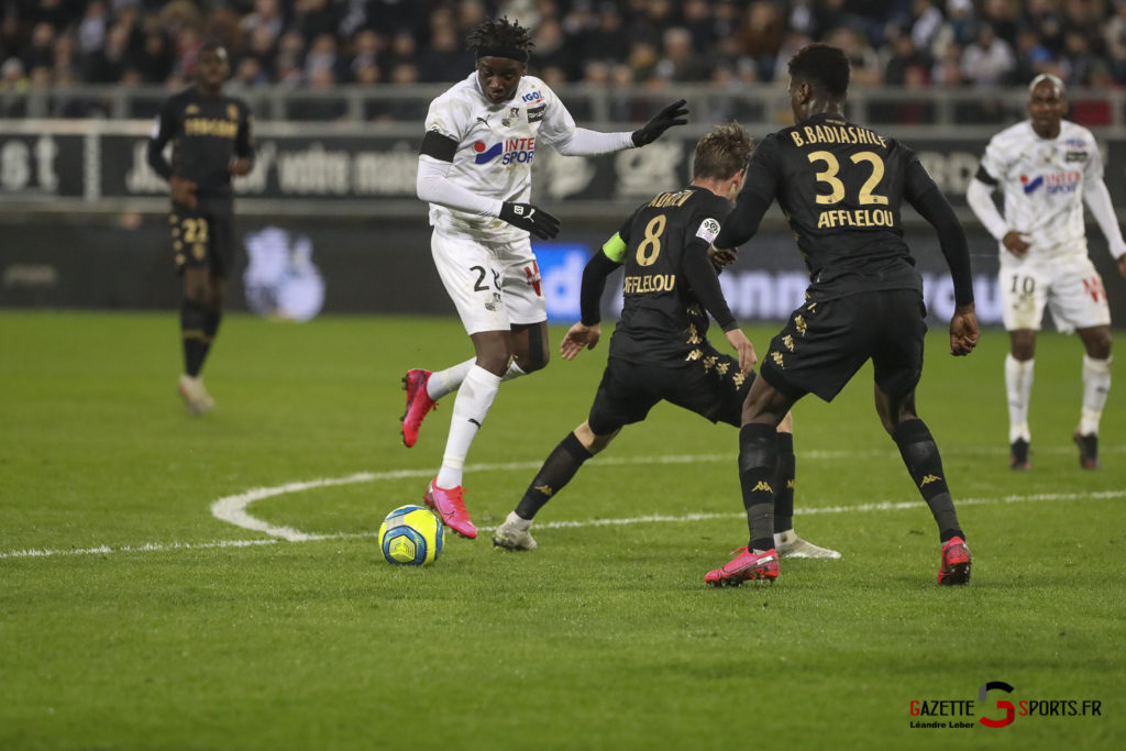 Football Amiens Sc Vs Monaco 0037 Leandre Leber Gazettesports