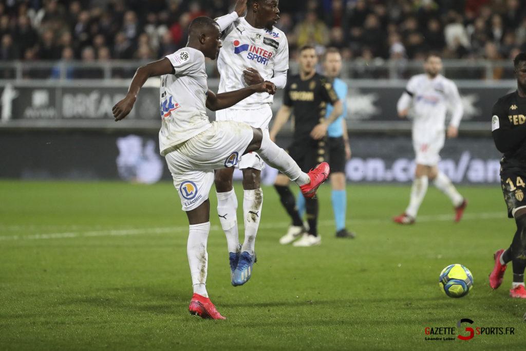 Football Amiens Sc Vs Monaco 0041 Leandre Leber Gazettesports