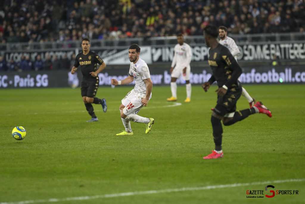 Football Amiens Sc Vs Monaco 0043 Leandre Leber Gazettesports