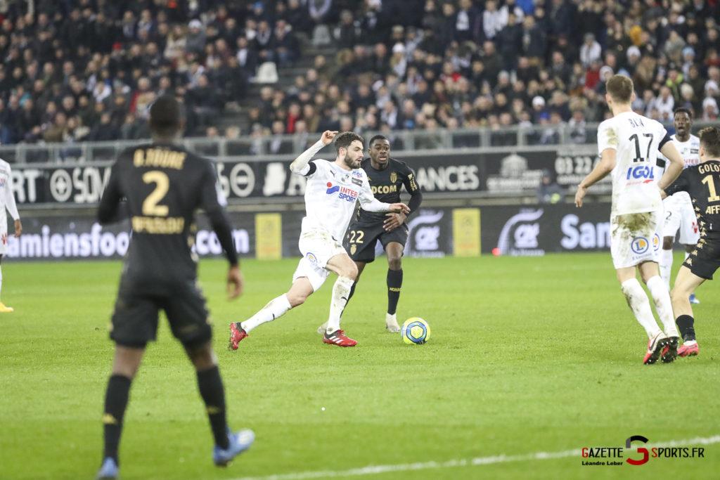 Football Amiens Sc Vs Monaco 0044 Leandre Leber Gazettesports
