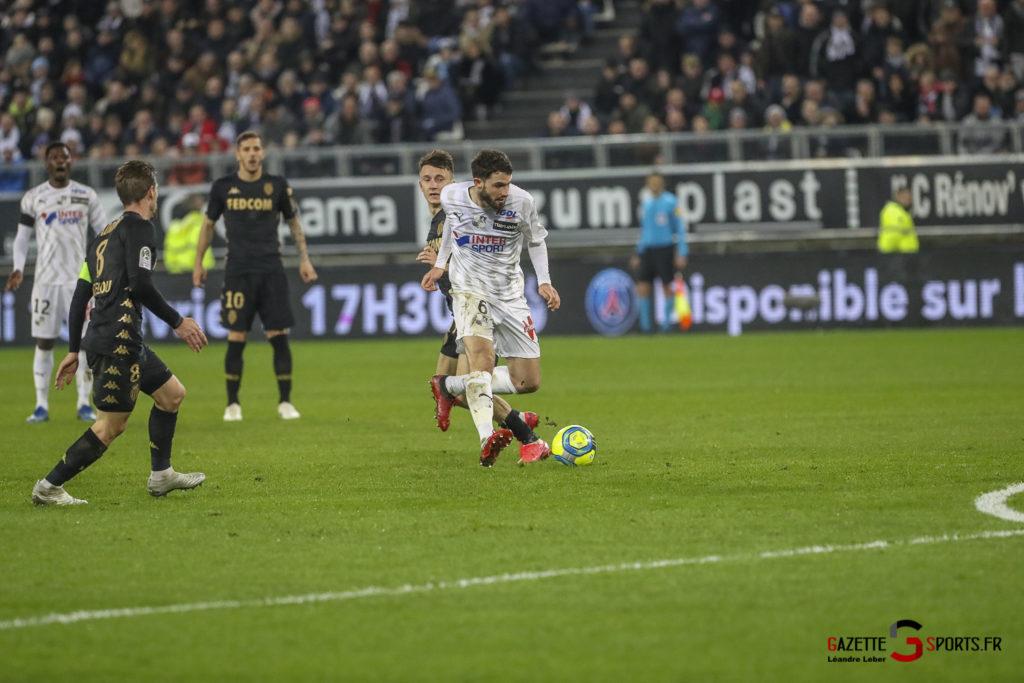 Football Amiens Sc Vs Monaco 0045 Leandre Leber Gazettesports